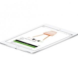 Apple iPad Pro Tablet-PC - 24,6 cm (9,7 Zoll) - Apple A9X Dual-Core Prozessor - 32 GB